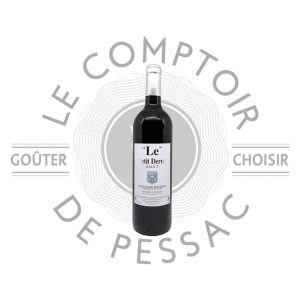 Corbière-Dernacueillette-PetitDerna/lecomptoirdepessac