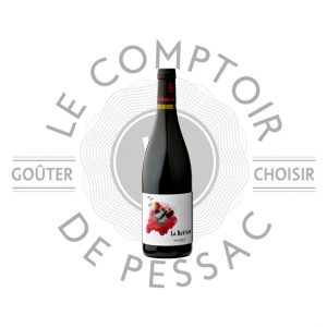 La-Bastane-Malbec / Bordeaux Rouge / lecomptoirdepessac